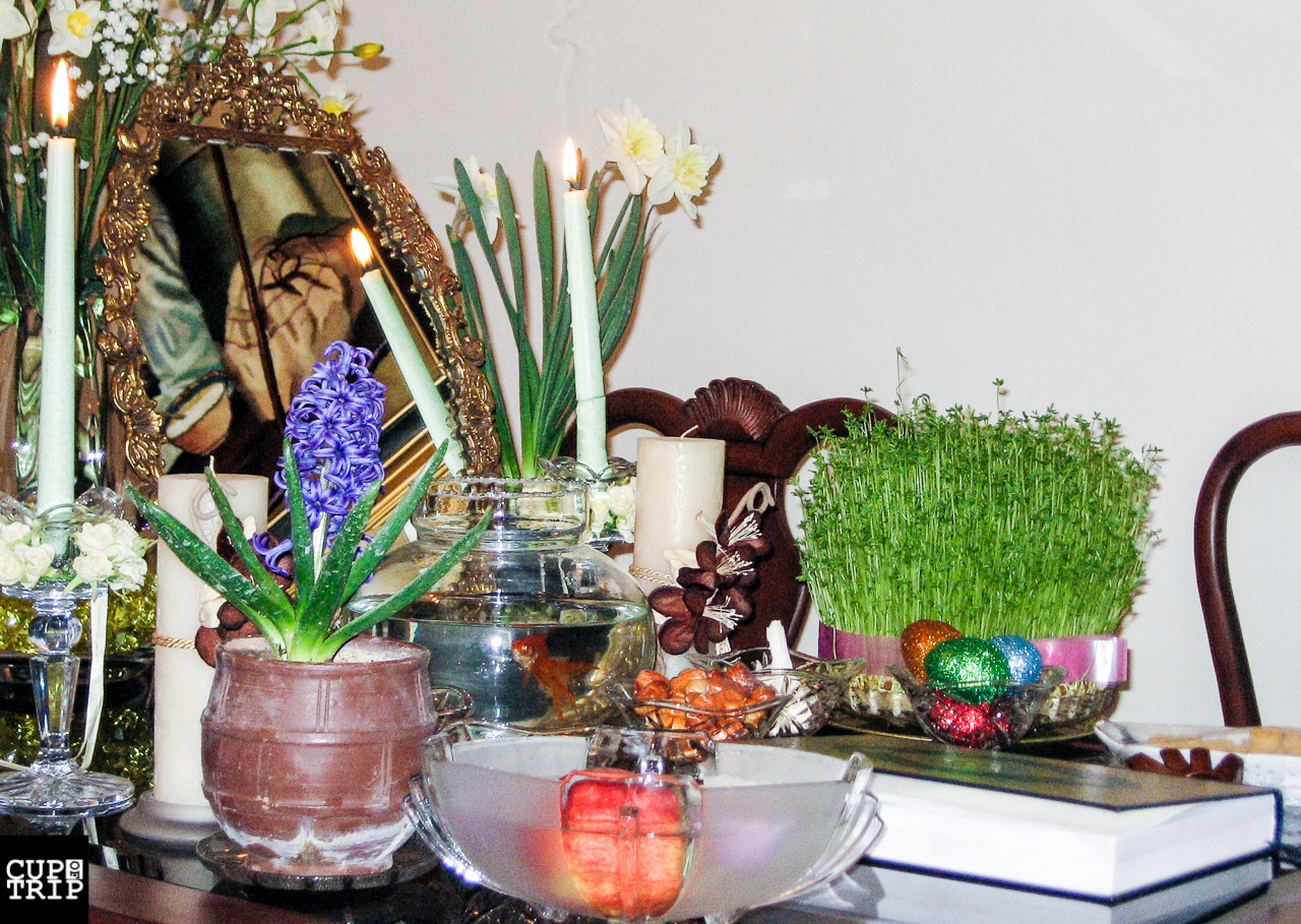 Norooz Iranian new year