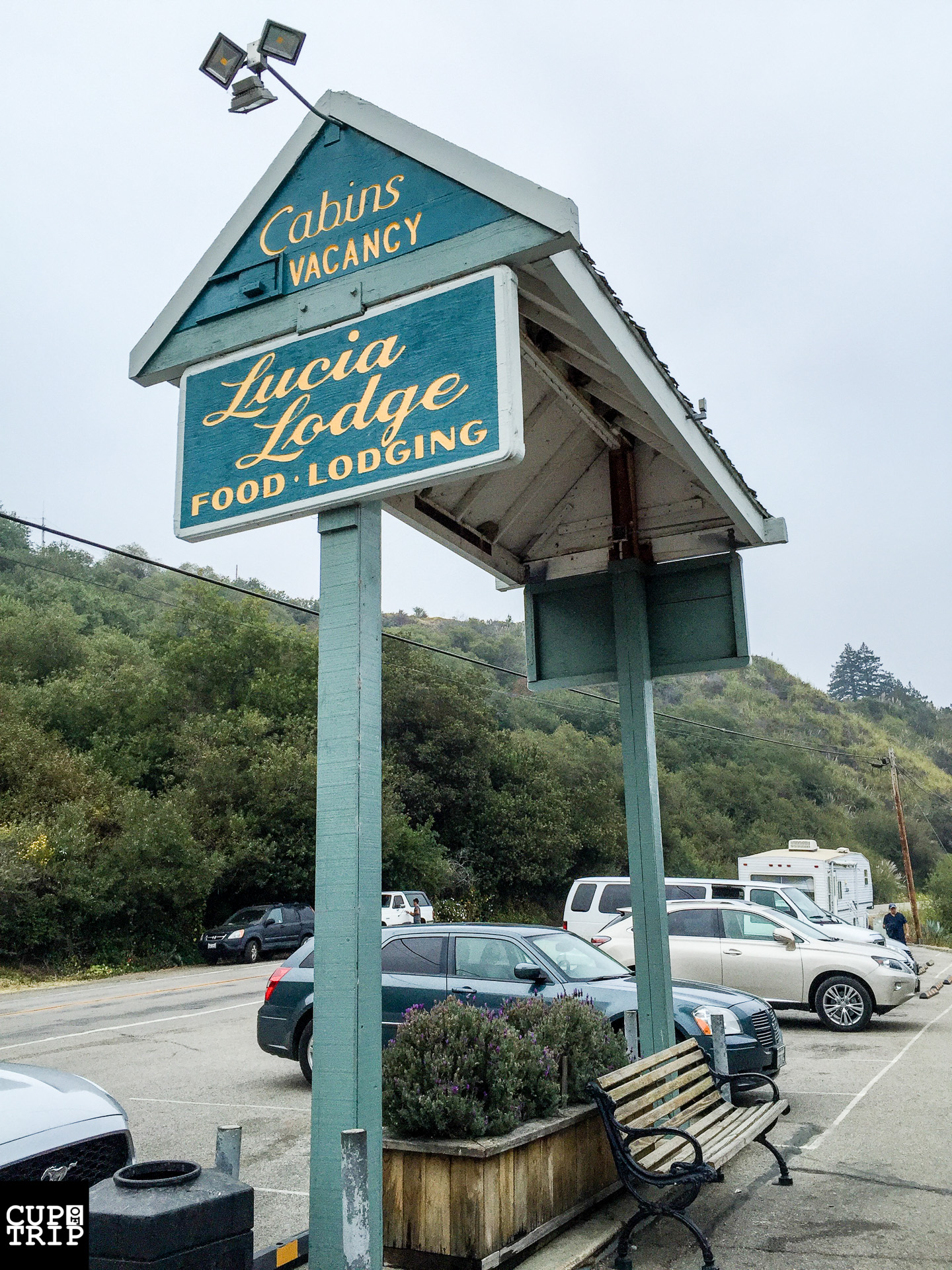 West Coast Road Trip | Day One: Passing Through Amazing Big Sur!