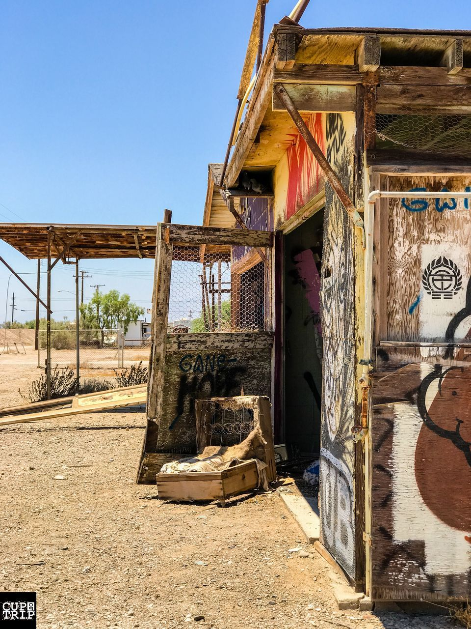 bombay beach